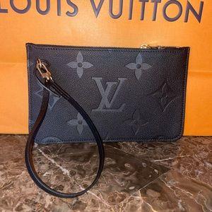 Authentic Louis Vuitton pouch